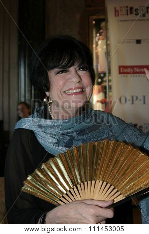 Jo Anne Worley at the Los Angeles Opening Night of
