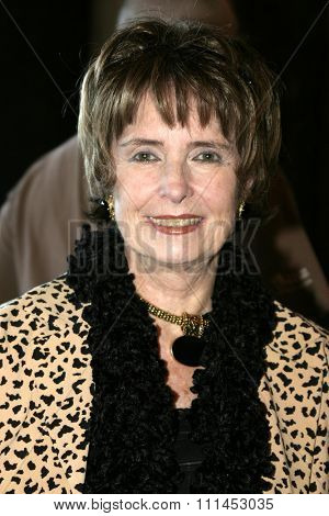 Margaret O'Brien at the Los Angeles Opening Night of