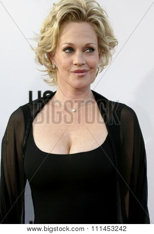 10 June 2004 - Hollywood, USA - Melanie Griffith. 32nd AFI Life Achievement Award: A Tribute to Meryl Streep at the Kodak Theatre, Hollywood & Highland.