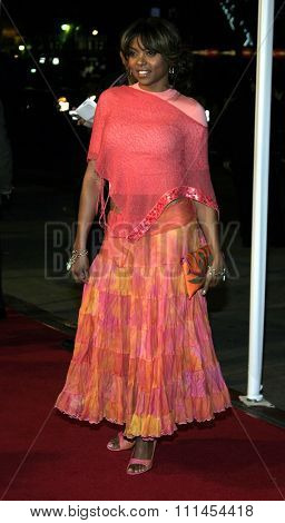 03/23/2005 - Hollywood - Taraji P. Henson at the