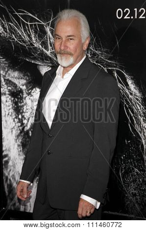 February 9, 2010. Rick Baker at the Los Angeles premiere of