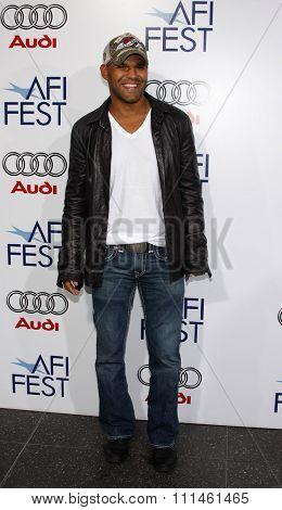 November 1, 2008. Amaury Nolasco at the 2008 AFI FEST Los Angeles Premiere of