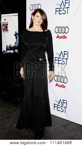 Julia Ormond at the 2008 AFI FEST Los Angeles Premiere of