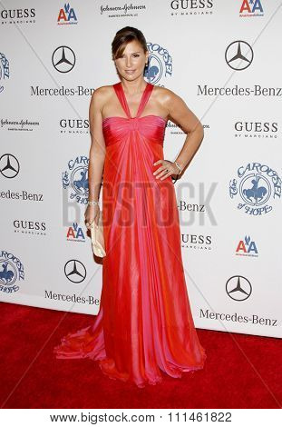 25/10/2008 - Beverly Hills - Daisy Fuentes at the 30th Anniversary Carousel Of Hope Ball held at the Beverly Hilton Hotel in Beverly Hills, California, United States.