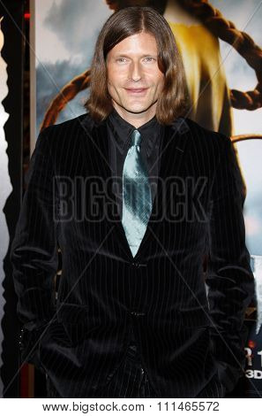 Crispin Glover attends the Los Angeles Premiere of