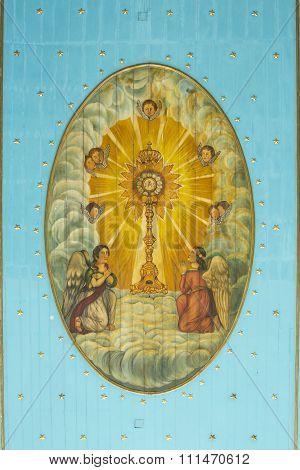 Religious Art In Maceio