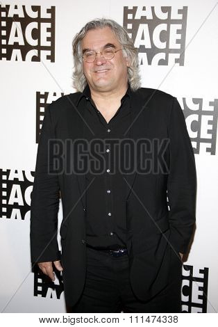 Paul Greengrass at the 64th Annual ACE Eddie Awards held at the Beverly Hilton Hotel in Los Angeles, United States, 070214.