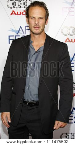 Peter Berg attends the AFI Fest Opening Night Gala Premiere of