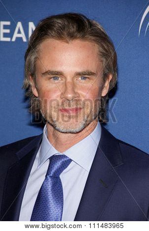 Sam Trammell at the 2013 Oceana's Partners Awards Gala held at theBeverly Wilshire Hotel in Beverly Hills on October 30, 2013 in Los Angeles, California.