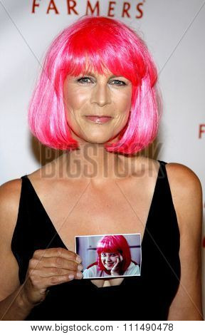 Jamie Lee Curtis at the 2009 Noche de Ninos Gala held at the Beverly Hilton Hotel in Beverly Hills on May 9, 2009.