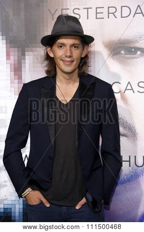 Lukas Haas at the Los Angeles premiere of