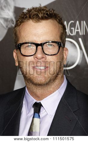 Joseph McGinty Nichol aka McG at the Los Angeles premiere of 'This Means War' held at the Grauman's Chinese Theatre in Hollywood on February 8, 2012.