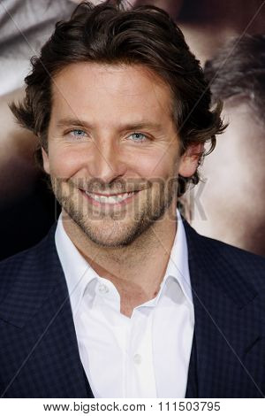 Bradley Cooper at the Los Angeles premiere of 'The Words' held at the ArcLight Cinemas in Hollywood on September 4, 2012.