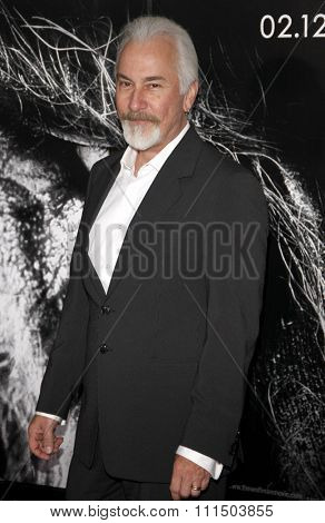 Rick Baker at the Los Angeles premiere of 'The Wolfman' held at the ArcLight Cinemas in Hollywood on February 28, 2010.