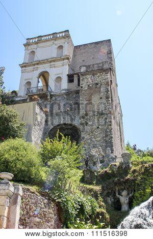 Villa D'este In Tivoli, Italy
