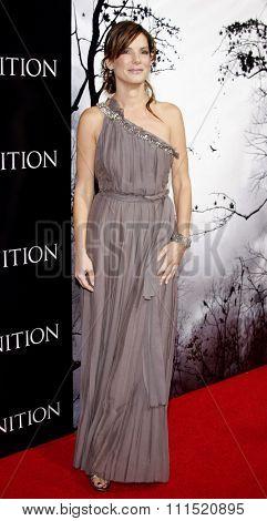 Sandra Bullock attends the Los Angeles Premiere of