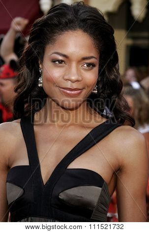 Naomie Harris attends the World Premiere of