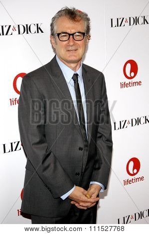 Christopher Monger at the Los Angeles premiere of 'Liz & Dick' held at the Beverly Hills Hotel in Beverly Hills on November 20, 2012.