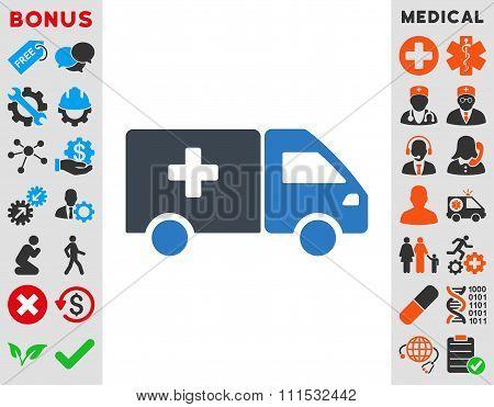Drug Shipment Icon