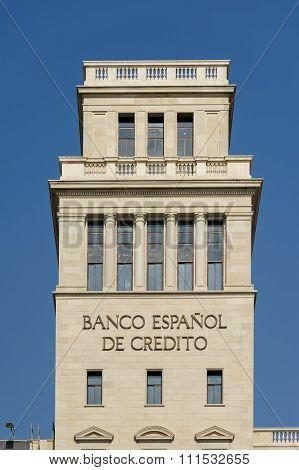 Banco Espanol De Credito