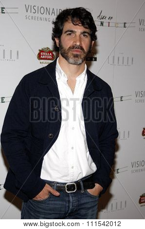 Chris Messina at the Los Angeles premiere of 'Alex of Venice' held at the London Hotel in West Hollywood, USA on April 8, 2015.