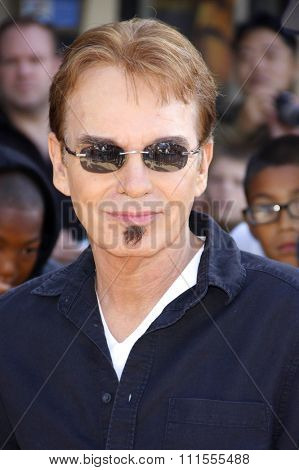 Billy Bob Thornton at the Los Angeles premiere of 'Puss In Boots' held at the Regency Village Theater in Westwood, USA on October 23, 2011.