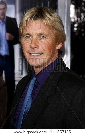 Christopher Atkins at the Los Angeles premiere of 'Extraordinary Measures' held at the Grauman's Chinese Theater in Hollywood, USA on January 19, 2010.