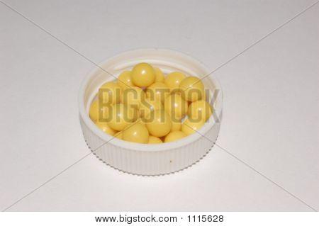 Yellow Vitamins