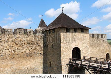 Hotinskaya Fortress