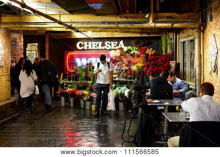 Chelsea Market New York City
