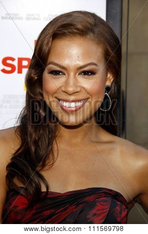HOLLYWOOD, CA - JULY 19, 2012: Toni Trucks at the Los Angeles premiere of 'Ruby Sparks' held at the Egyptian Theatre in Hollywood, USA on July 19, 2012.
