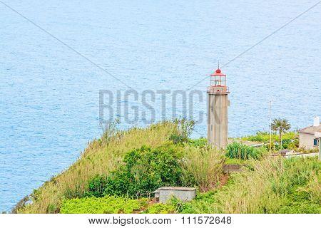 Lighthouse Ponta De Sao Jorge, Madeira