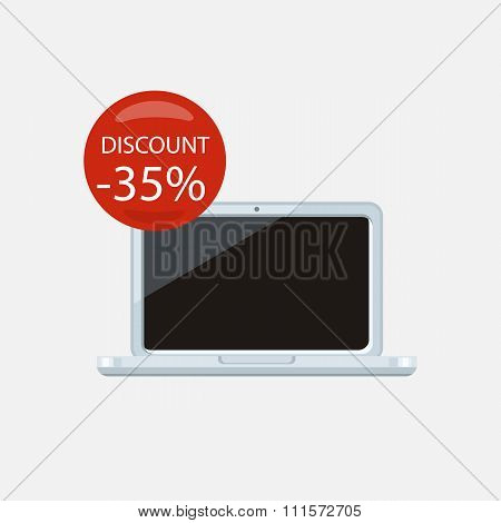 Sale of Household Appliances Laptop