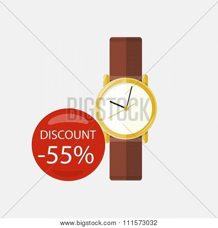 Sale of Household Appliances Watches