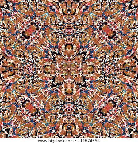 Luxury Tribal Pattern