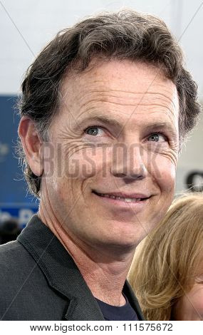 WESTWOOD, CA - JULY 07, 2004: Bruce Greenwood at the World premiere of 'I, Robot' held at the Mann Village Theatre in Westwood, USA on July 7, 2004.