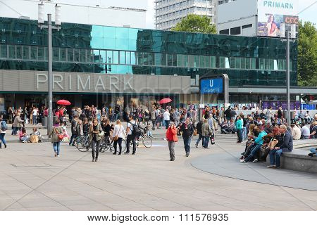 Alexander Square, Berlin