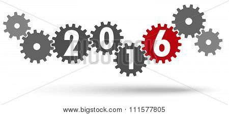 Cooperation Gears For New Year 2016