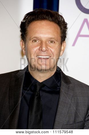 BEVERLY HILLS, CA - NOVEMBER 15, 2012: Mark Burnett at the People's Choice Awards 2013 Nominations held at the Paley Center in Beverly Hills, USA on November 15, 2012.