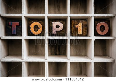 Top 10 Concept Wooden Letterpress Type In Drawer