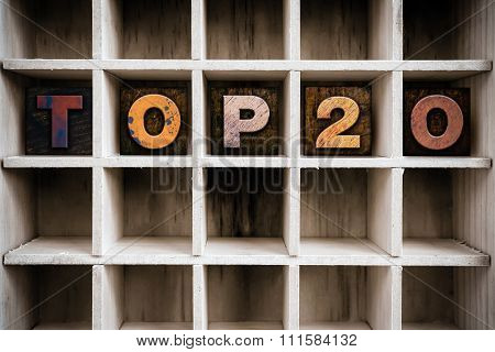 Top 20 Concept Wooden Letterpress Type In Drawer