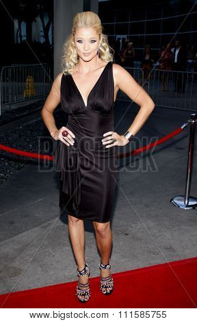Kristen Renton at the