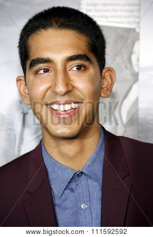 Dev Patel at the HBO's Season 2 Premiere Of