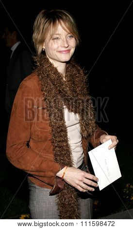 Jodie Foster attends the Los Angeles Premiere of