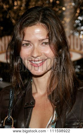 HOLLYWOOD, CALIFORNIA. October 17, 2005. Jill Hennessy at the Los Angeles Premiere of