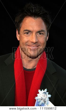 11/27/2005 - Hollywood - Mark Steines attends the 2005 Hollywood Christmas Parade at the Hollywood Roosevelt Hotel in Hollywood, California, United States.