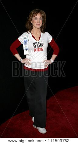 11/27/2005 - Hollywood - Kathy Griffin attends the 2005 Hollywood Christmas Parade at the Hollywood Roosevelt Hotel in Hollywood, California, United States.