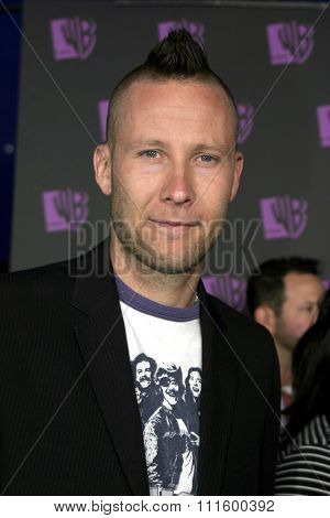 Michael Rosenbaum at The WB Network's 2004 All Star Party- Red Carpet & Party at The Lounge At Astra West in Los Angeles, USA on July 14, 2004.
