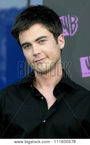 Matt Long at The WB Network's 2004 All Star Party- Red Carpet & Party at The Lounge At Astra West in Los Angeles, USA on July 14, 2004.