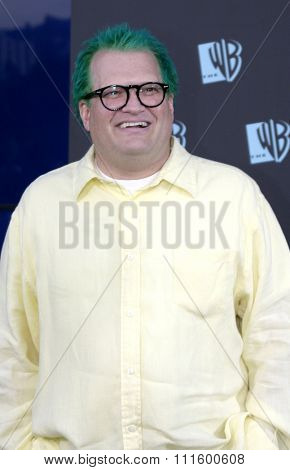 Drew Carey at The WB Network's 2004 All Star Party- Red Carpet & Party at The Lounge At Astra West in Los Angeles, USA on July 14, 2004.